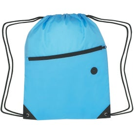 Customized Hit Sports Pack with Front Zipper