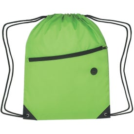 Hit Sports Pack with Front Zipper for Advertising