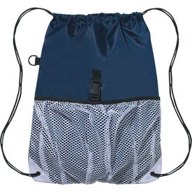 Hit Sports Pack with Outside Mesh Pocket Printed with Your Logo