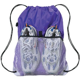 Hit Sports Pack with Outside Mesh Pocket Branded with Your Logo