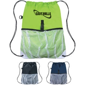 Customized Hit Sports Pack with Outside Mesh Pocket