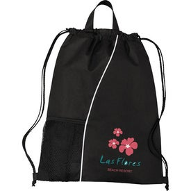 Hitch Drawstring Cinch Backpack for Promotion