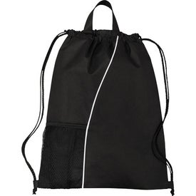 Hitch Drawstring Cinch Backpack for Customization