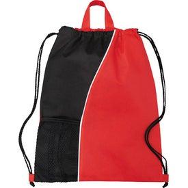 Custom Hitch Drawstring Cinch Backpack