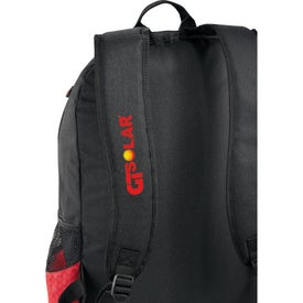 Hive Compu-Backpack with Your Logo