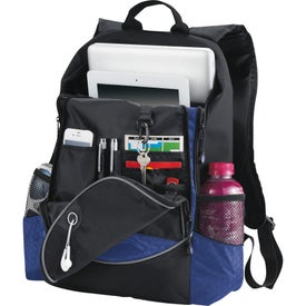 Hive Compu-Backpack with Your Slogan