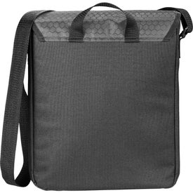 Branded Hive Tablet Messenger Bag