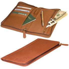 Hoboken Zip-Around Document Holder (Calfskin)