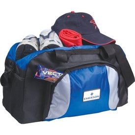 Horizons Sport Duffel Imprinted with Your Logo