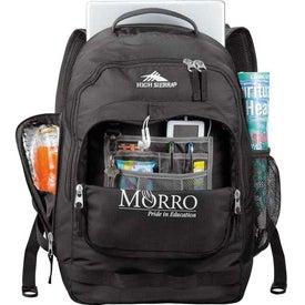 High Sierra Brewster Compu-Daypack for Advertising