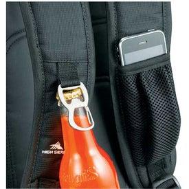 Personalized High Sierra Brewster Compu-Daypack