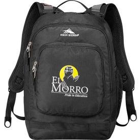 High Sierra Brewster Compu-Daypack with Your Logo