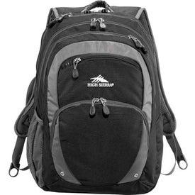 Custom High Sierra Overtime Fly-By Compu-Backpack