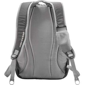 Customized High Sierra Overtime Fly-By Compu-Backpack