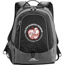 High Sierra Mojo Compu-Daypack Printed with Your Logo