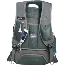 High Sierra Vortex Fly-By Compu-Backpack for Customization