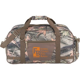 """Hunt Valley Camo 22"""" Duffel Bag Branded with Your Logo"""
