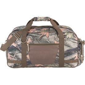 "Hunt Valley Camo 22"" Duffel Bag for Customization"