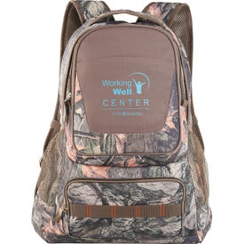 Hunt Valley Camo Compu-Backpack for your School