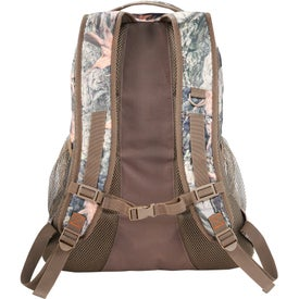 Branded Hunt Valley Camo Compu-Backpack