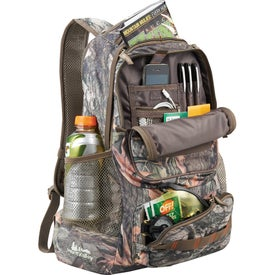 Custom Hunt Valley Camo Compu-Backpack