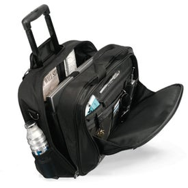 Icon Wheeled Computer Bag Branded with Your Logo