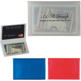 Promotional ID/Card Holder