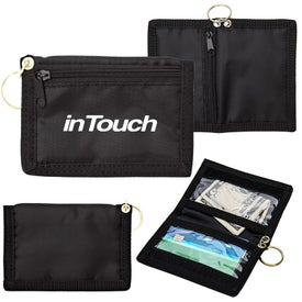 ID Wallet with Key Ring