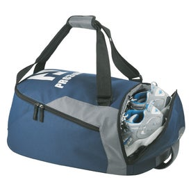 Identities Sport Duffel with Your Logo