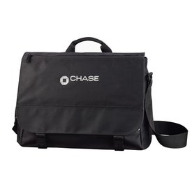 Identity Messenger Bag with Your Logo