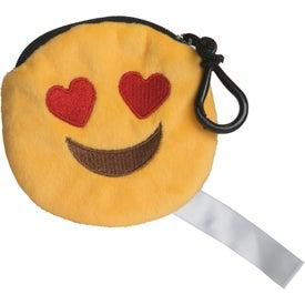 ILY Emoji Plush Pouch