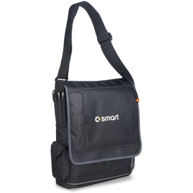 Impact Vertical Computer Messenger Bag for Your Organization