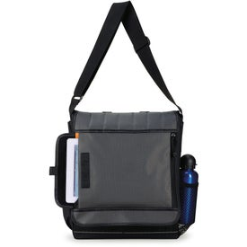 Advertising Impact Vertical Computer Messenger Bag