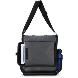 Advertising Impact Vertical Computer Messenger Bag