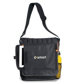 Custom Impact Vertical Computer Messenger Bag