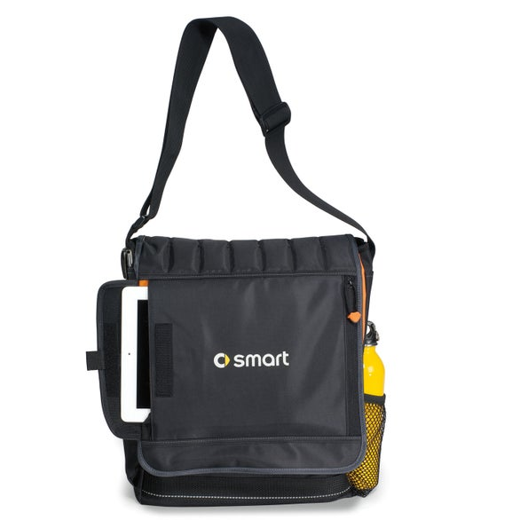 Impact Vertical Computer Messenger Bag