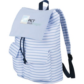In Print Rucksack for Promotion