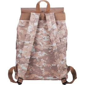 In Print Rucksack for Customization