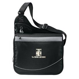 Customized Incline Urban Messenger Bag