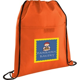 Insulated Non-Woven Drawstring Sports Pack