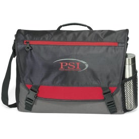 Intensity Computer Messenger Bag Branded with Your Logo