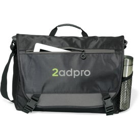 Advertising Intensity Computer Messenger Bag