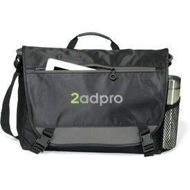 Advertising Intensity Computer Messenger Bag
