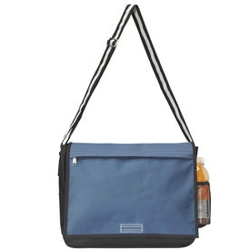 Personalized Intern Messenger Bag