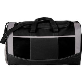 The Iron Man Duffel Bag for Advertising