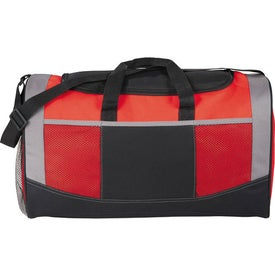 Personalized The Iron Man Duffel Bag