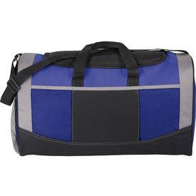 Custom The Iron Man Duffel Bag