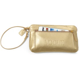 Customized Isaac Mizrahi Ava Wristlet Wallet