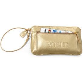 Customized Isaac Mizrahi Ava Wristlet Wallet