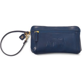 Isaac Mizrahi Ava Wristlet Wallet for Marketing